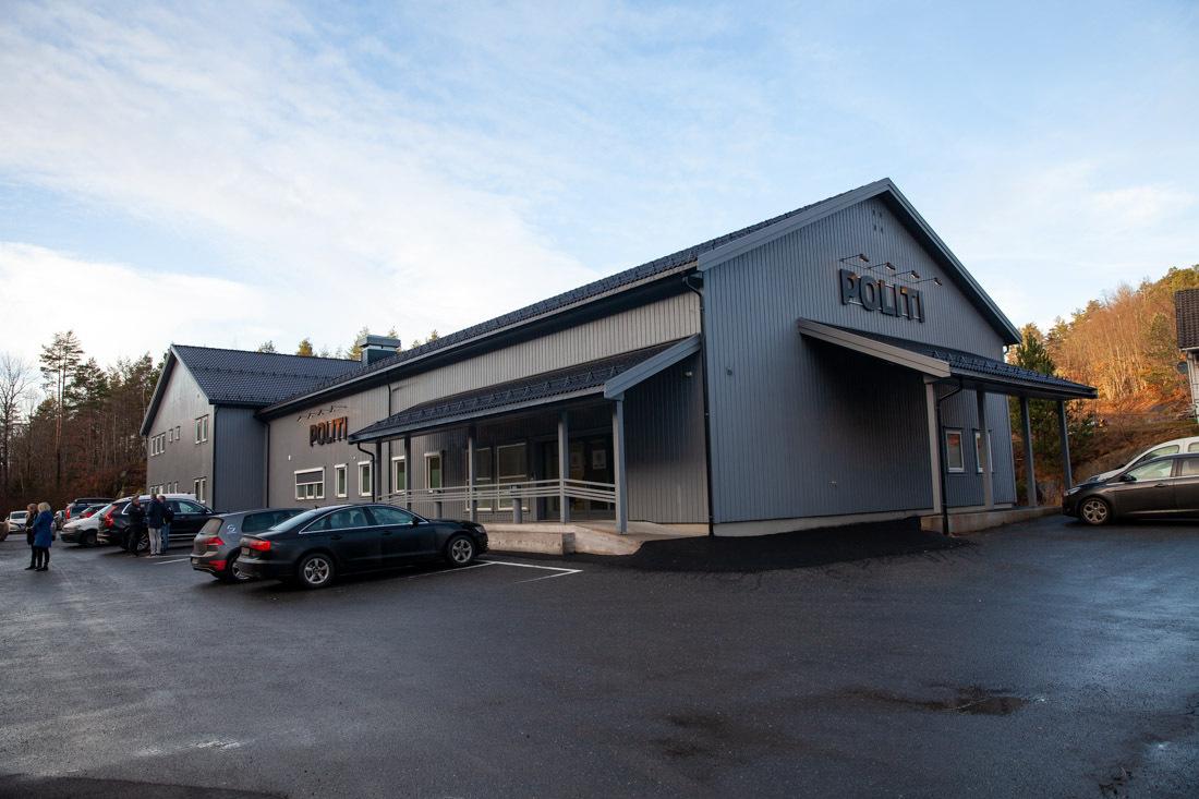 Risør og Gjerstad lensmannkontor
